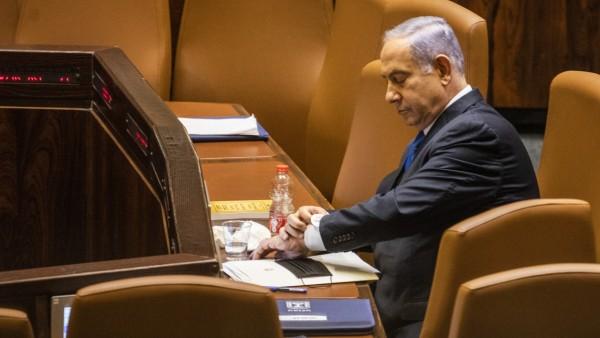 Neue Koalitionsregierung in Israel