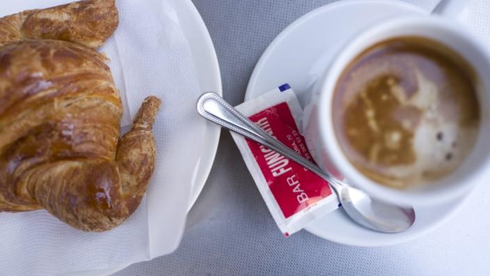 Frühstück in Barcelona, 2017