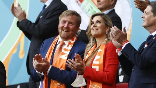 Netherlands v Ukraine - UEFA Euro 2020: Group C