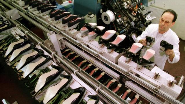 Schuhfabrik in Primasens