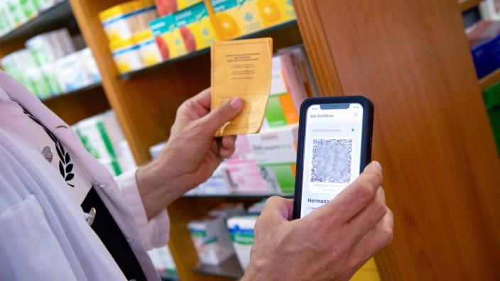 Corona-Impfung: Digitaler Impfausweis in der Apotheke