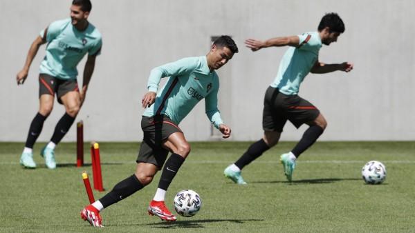 Euro 2020 - Portugal Training