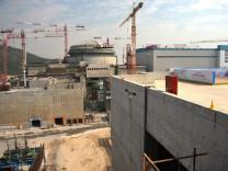Atomenergie: Bericht über Zwischenfall in chinesischem Atomkraftwerk