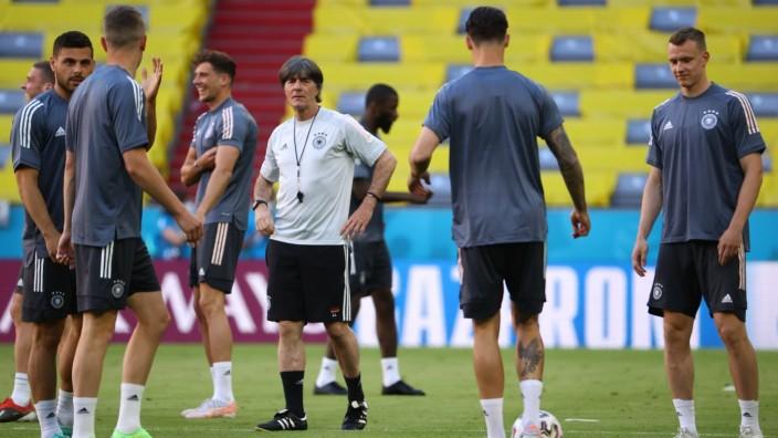 Euro 2020 - Germany Training