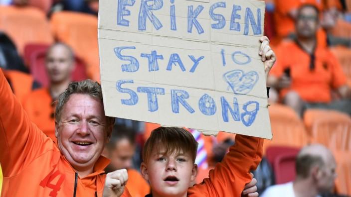 Fußball EM - Niederlande - Ukraine