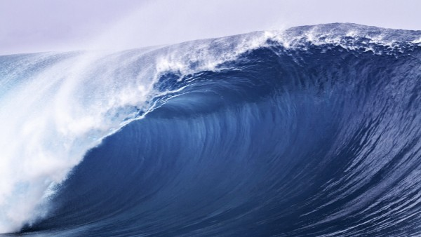 Perfect wave in Papeete Tahiti Pape ete, Windward Islands, French Polynesia PUBLICATIONxINxGERxSUIxAUTxONLY CR_FRCE20041