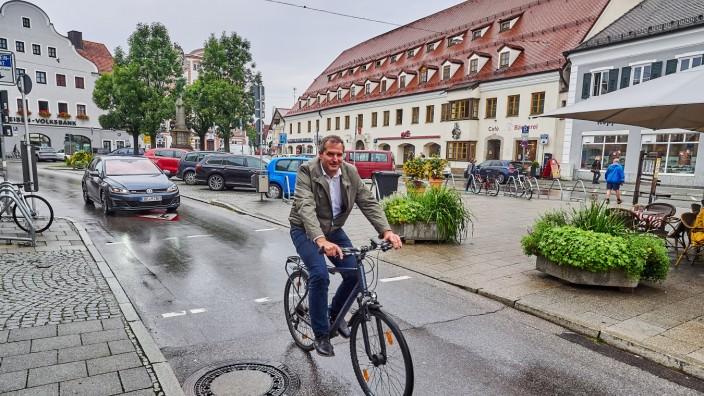100 Tg Bürgermeister - Christian Bauer Grafing