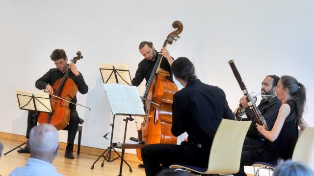 Herrsching: Hdb Landwirtschaft - Amadis Quartett