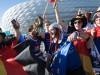 Tag des EM-Spiels Deutschland-Frankreich