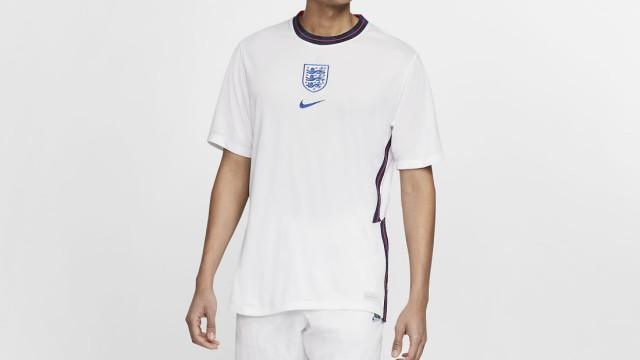Europameisterschaft: Die britische Modedesignerin Martine Rose hat das Trikot für die englische Nationalmannschaft neu interpretiert.