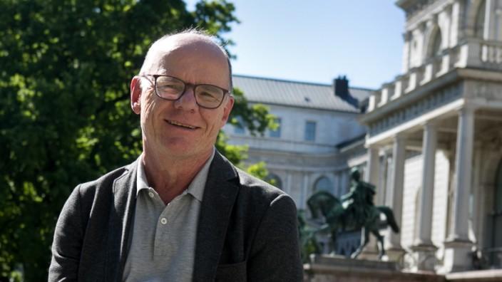 Tilmann Haberer, Leiter der Münchner Insel