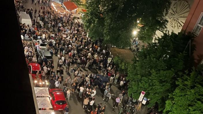 Feiermeile Türkenstraße