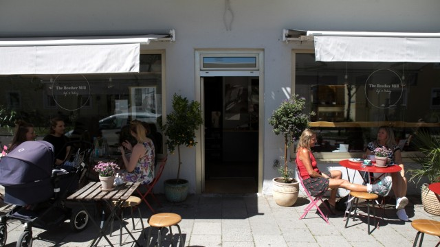 Frühstückscafe: The Brother Mill, Urbanstraße 3