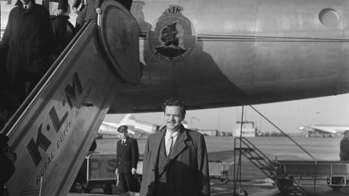 Welles in den Niederlanden (1948)