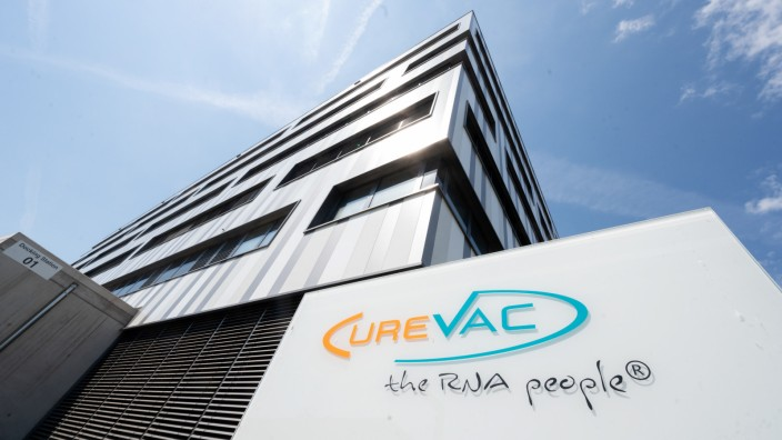 Pharmaunternehmen Curevac