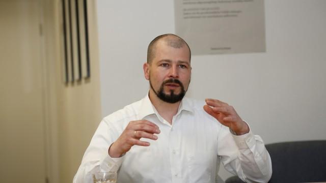 Interview: Martin Huber, 37, ist Polizeibeamter und hat neun Monate lang den NSU-Prozess in München begleitet.