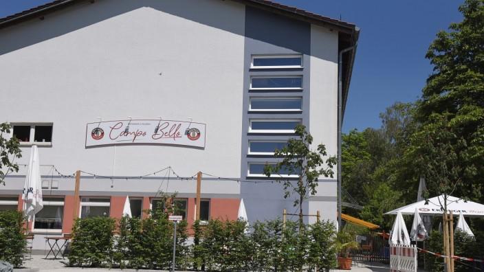 Vor dem Landgericht: Das Lokal Campo Bello in Günzlhofen