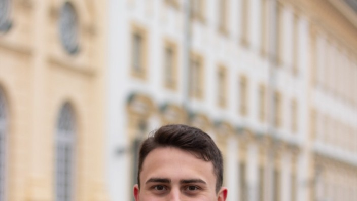 Jan Kämmerer, neuer Kreisvorsitzender der Jungen Union (JU) aus Unterschleißheim