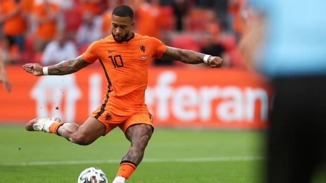 Fußball EM - Niederlande - Österreich