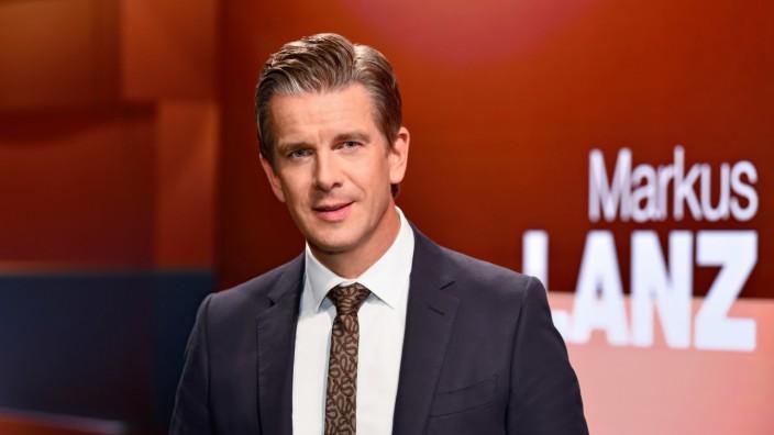 ZDF-Talkshow 'Markus Lanz'