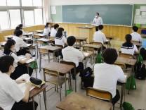 Japan: Kinder dürfen blond sein