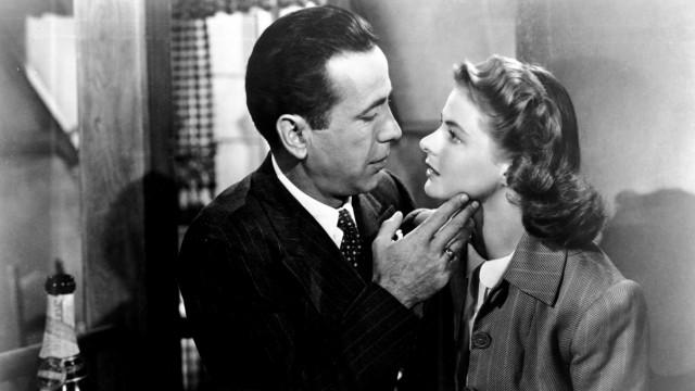 Rick and Lisa 206 Bodart Casablanca 1942 1942 American romantic drama film directed by Michael Curti