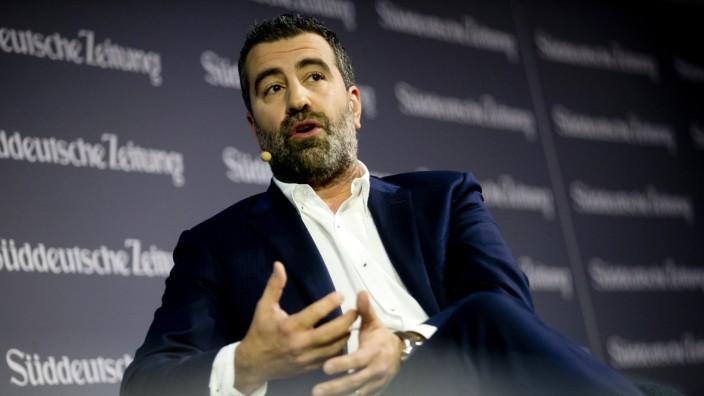 Bulent Altan beim SZ-Wirtschaftsgipfel in Berlin, 2019