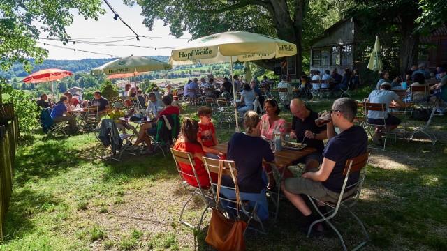 Biergartenserie - Falkenberg