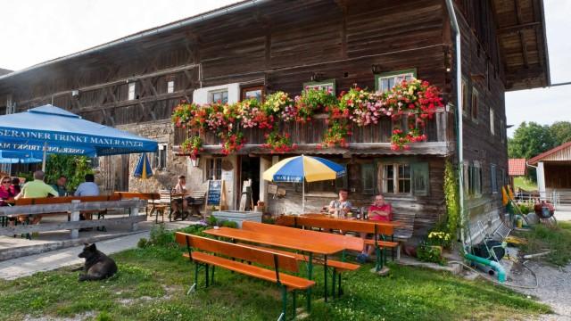 Biergärten im Landkreis Ebersberg: undefined