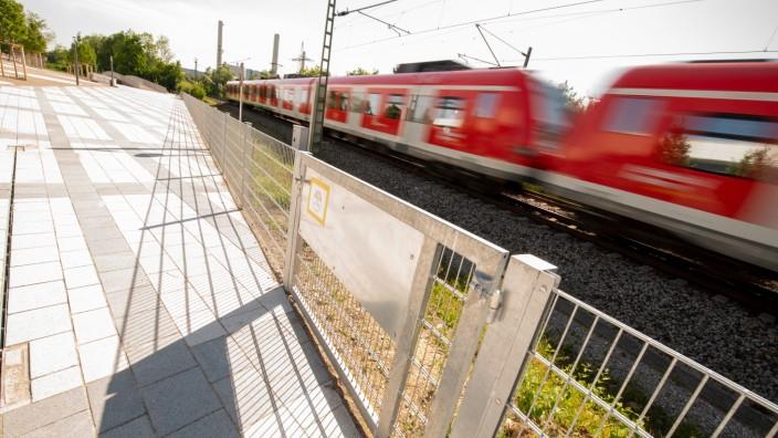 Unterföhring S-Bahn