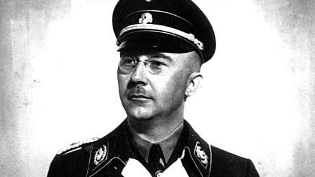 SS-Chef  Heinrich Himmler