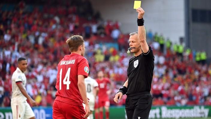 Euro 2020 - Group B - Denmark v Belgium