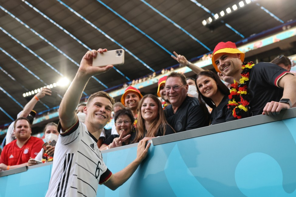 Fußball EM - Portugal - Deutschland