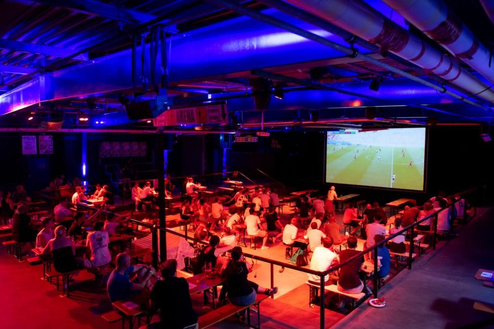 Fußball EM - Public Viewing in München