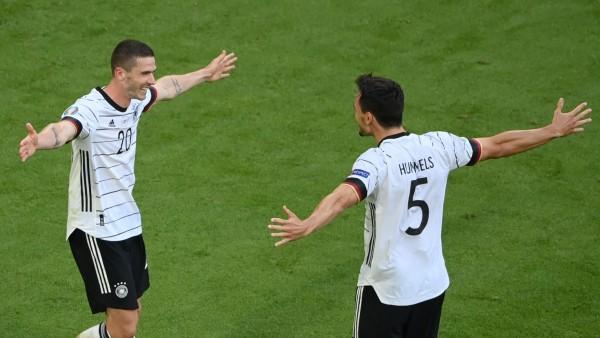 Euro 2020 - Group F - Portugal v Germany