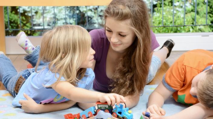 Sozialdienst bildet wieder Babysitter aus