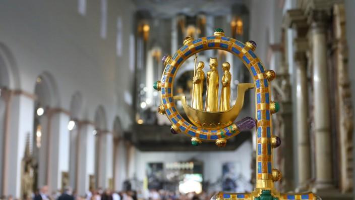 Prozess gegen einen Priester der Diözese Würzburg
