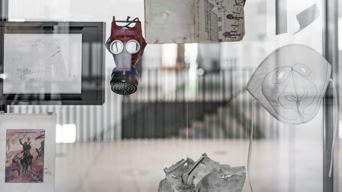 Blick in die Ständige Ausstellung © Stiftung Flucht, Vertreibung, Versöhnung, Foto: Markus Gröteke