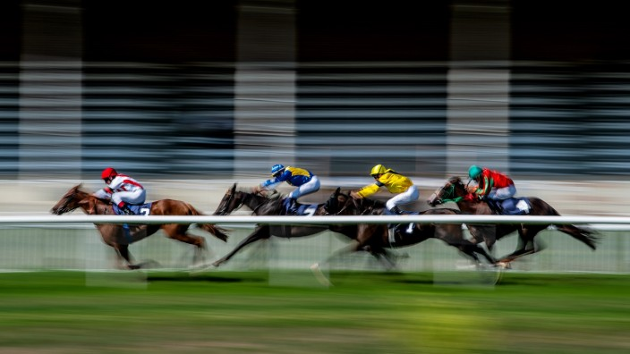 Grosse Woche - Horse Racing In Baden-Baden