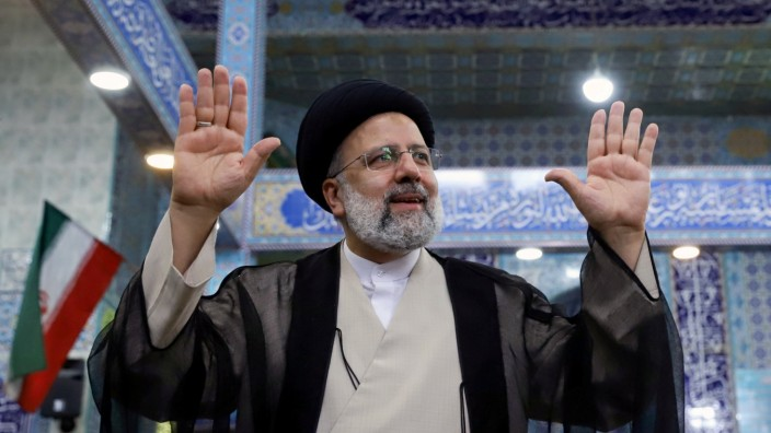 FILE PHOTO: Iranian presidential election