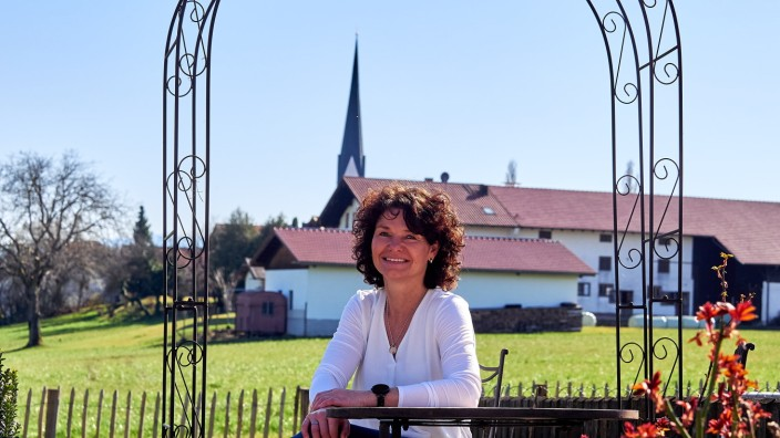 Claudia Streu-Schütze Bürgermeisterin Emmering