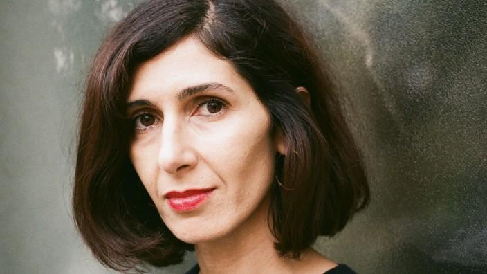 Autorin Nava Ebrahimi - Bekanntgabe des Ingeborg-Bachmann-Preises