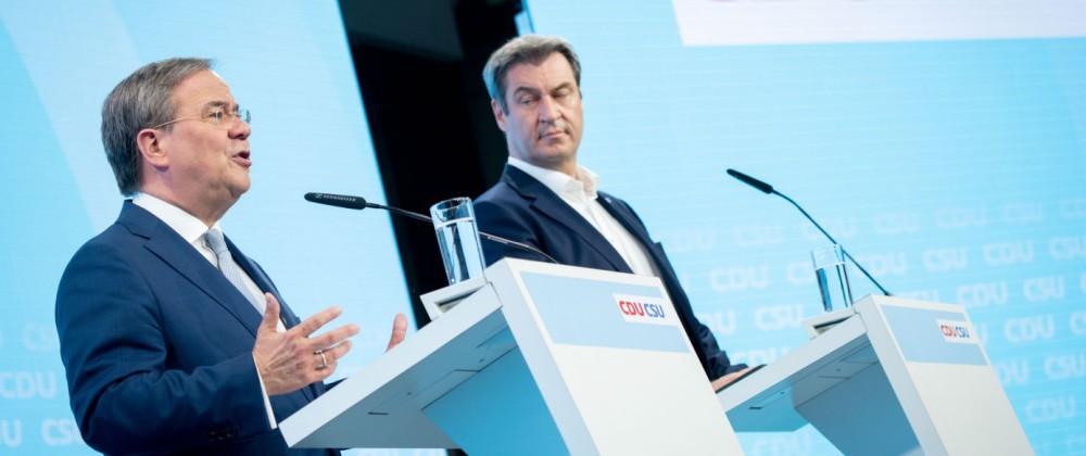 Klausur der Spitzen von CDU und CSU