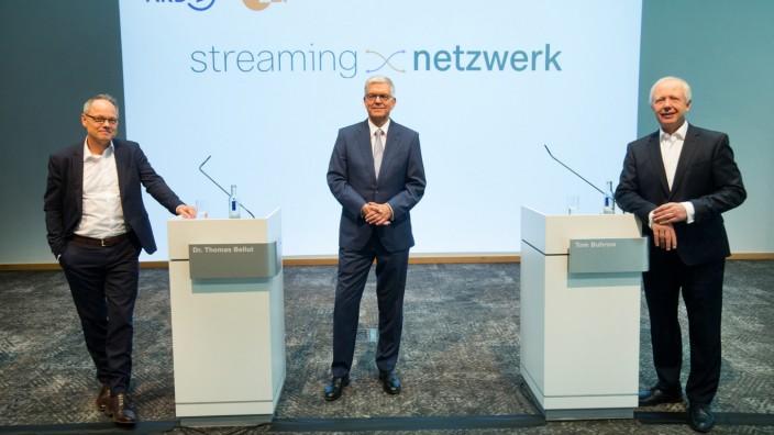 Gemeinsames Streaming-Netzwerk