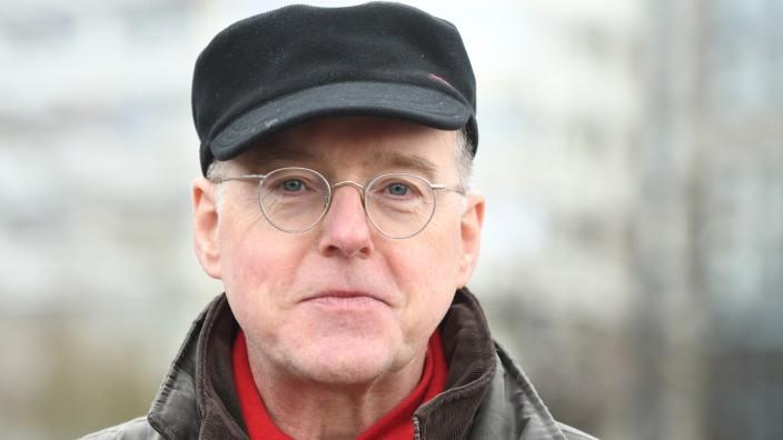 Karl Richter von der Bürgerinitiative Ausländerstopp in München, 2020