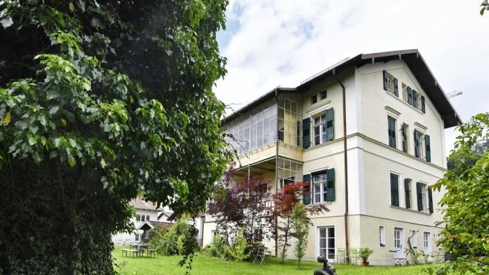 Villa Mussinan in Starnberg, 2020