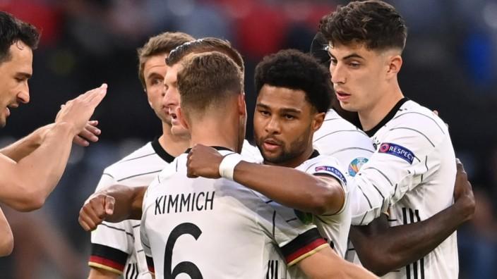 Euro 2020 - Group F - France v Germany