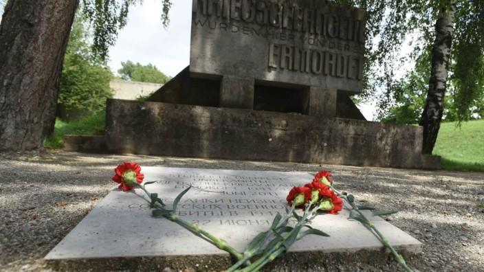 Erinnerungskultur: Der ehemalige SS-Schießplatz in Hebertshausen ist heute ein Gedenkort für die ermordeten Rotarmisten.