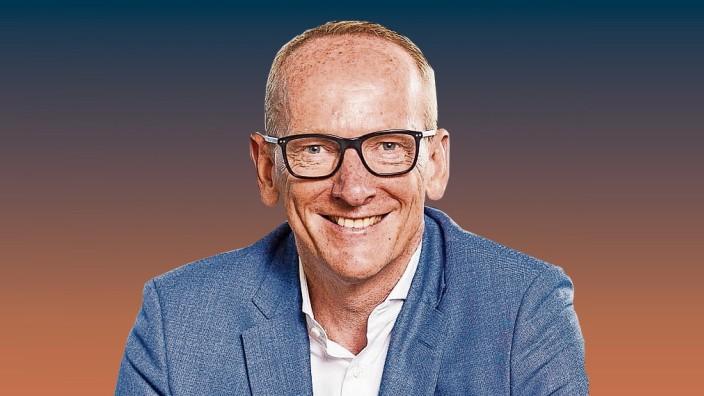 Porträt Karl-Thomas Neumann