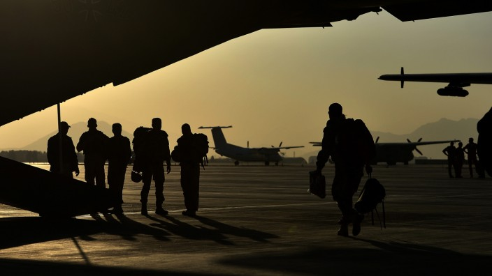 Internationaler Flughafen Kabul